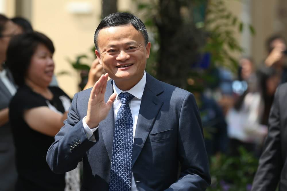 Alibaba's Jack Ma Says Bitcoin Is a Potential Bubble